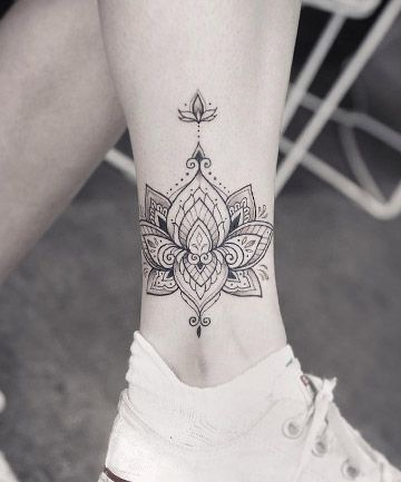 17 Mandala Tattoos That Bring Out Your Inner Warrior Goddess Body