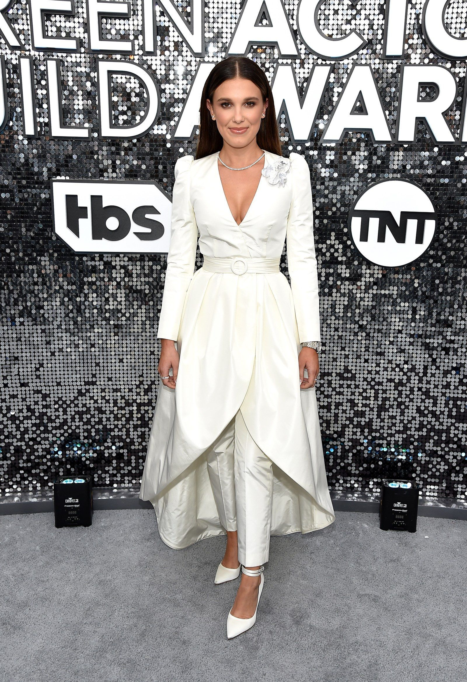 The Best Dressed Stars at the 2020 SAG Awards in 2020