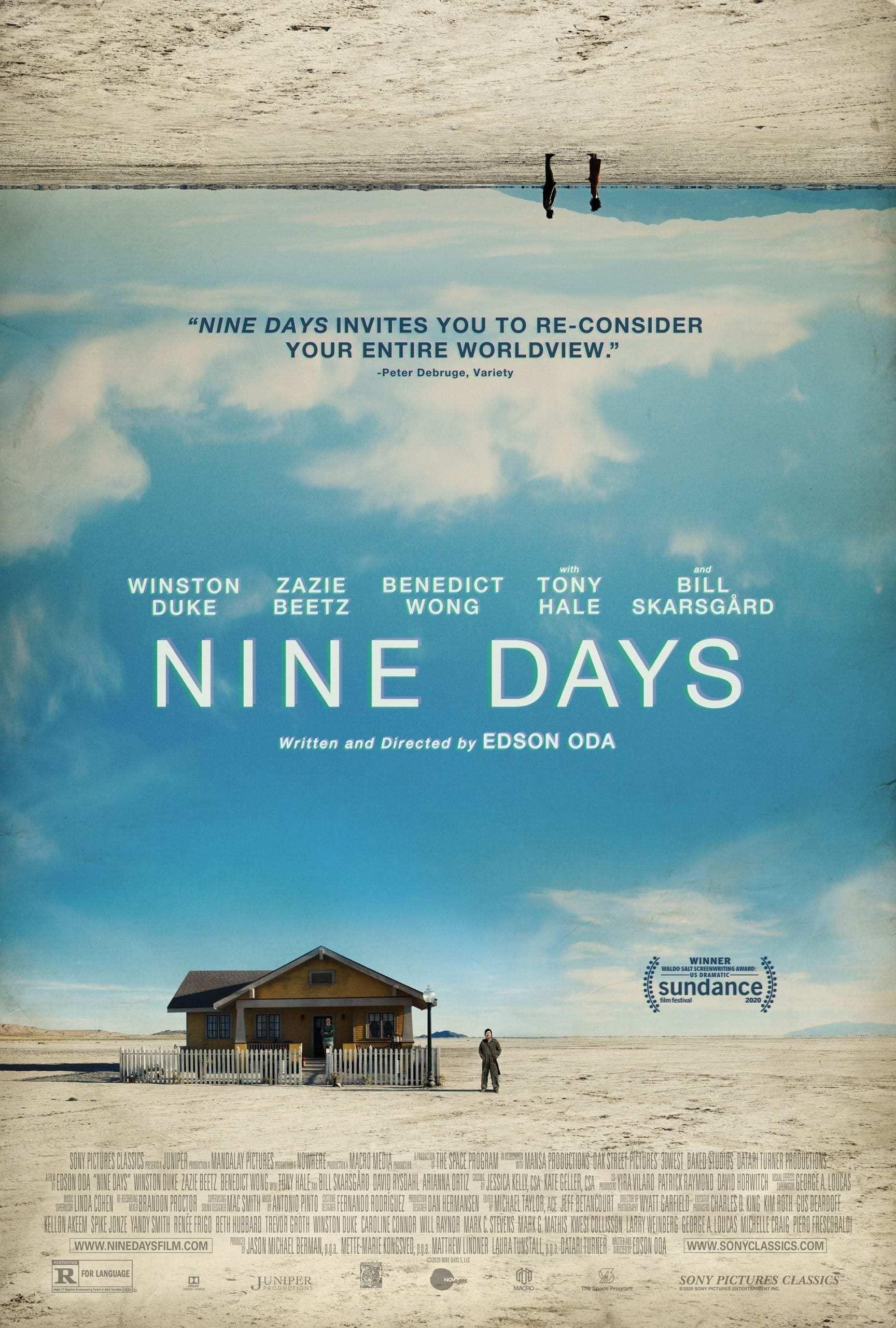 Nine Days 2020 Release January 2021 Movie Trailer In 2020 Sony Pictures Classics Movie Trailers Zazie Beetz