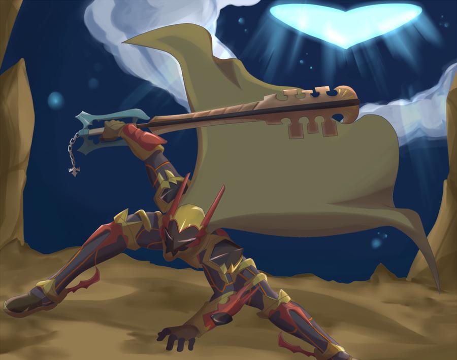 Terra's Last Stand by LSLeon on DeviantArt Terra