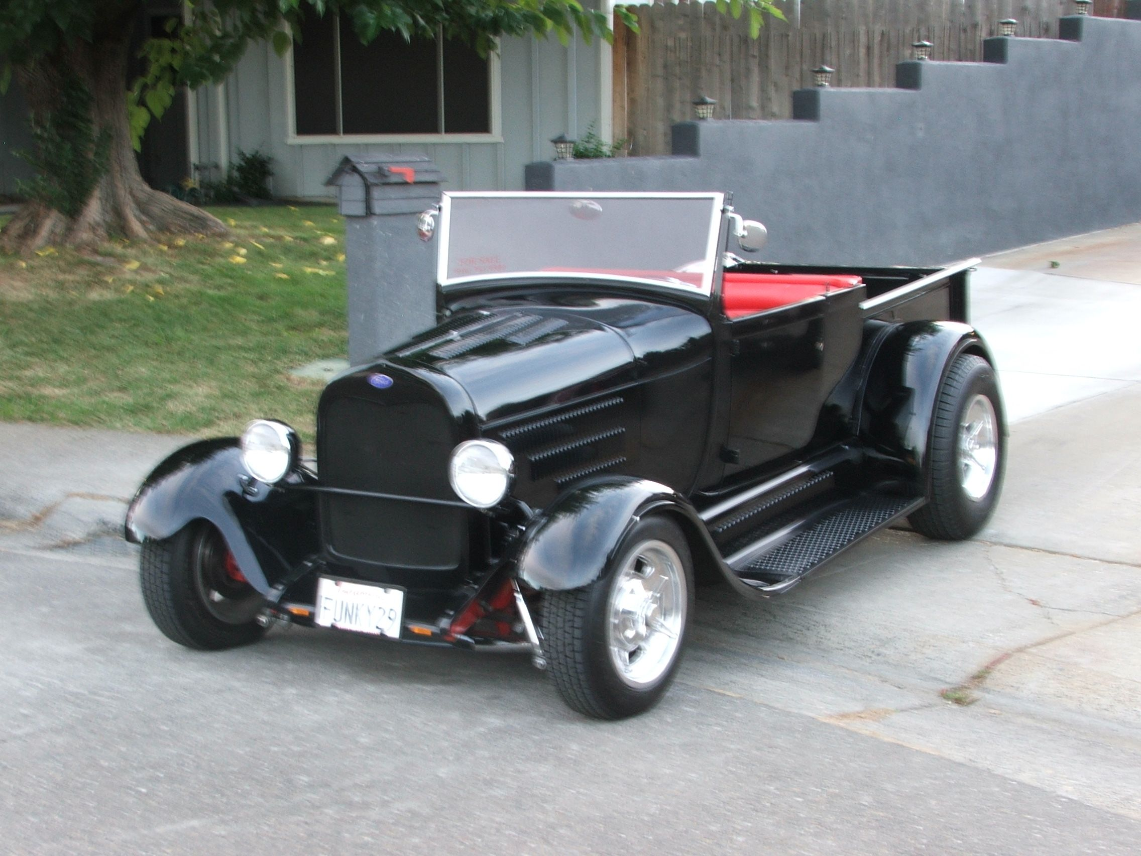 Motor\'n | 1929 ford roadster pickup for sale at www.motorn.com ...