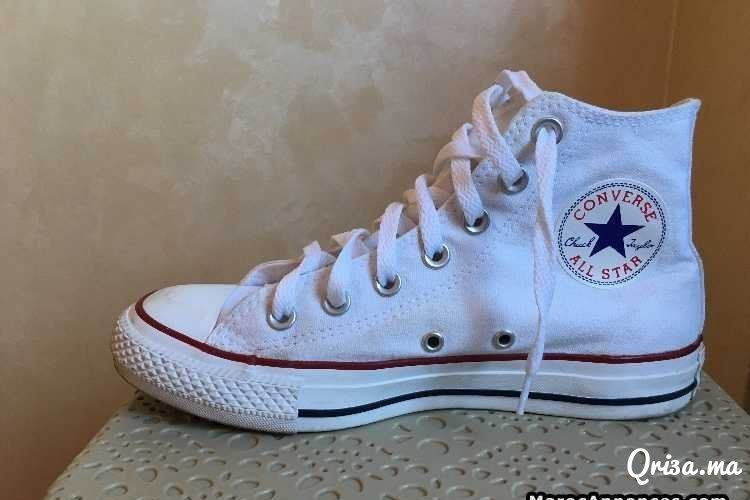 converse homme maroc