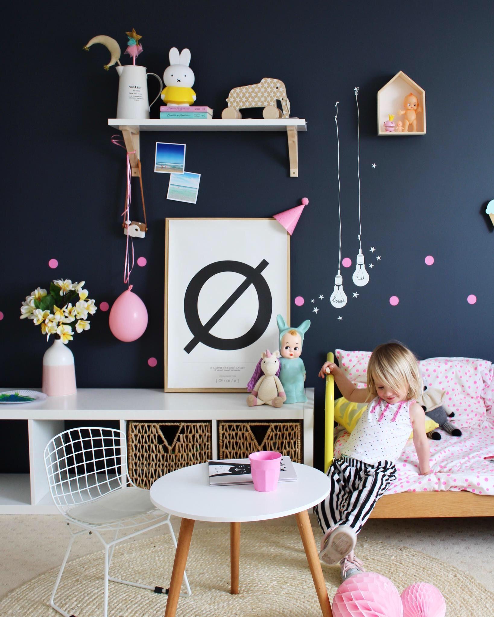 Kids Bedroom Ideas Using French Designer
