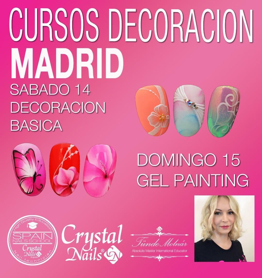 Pin De Crystal Nails España En Crystal Nails España