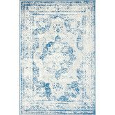 Found it at AllModern - Ford Blue Area Rug