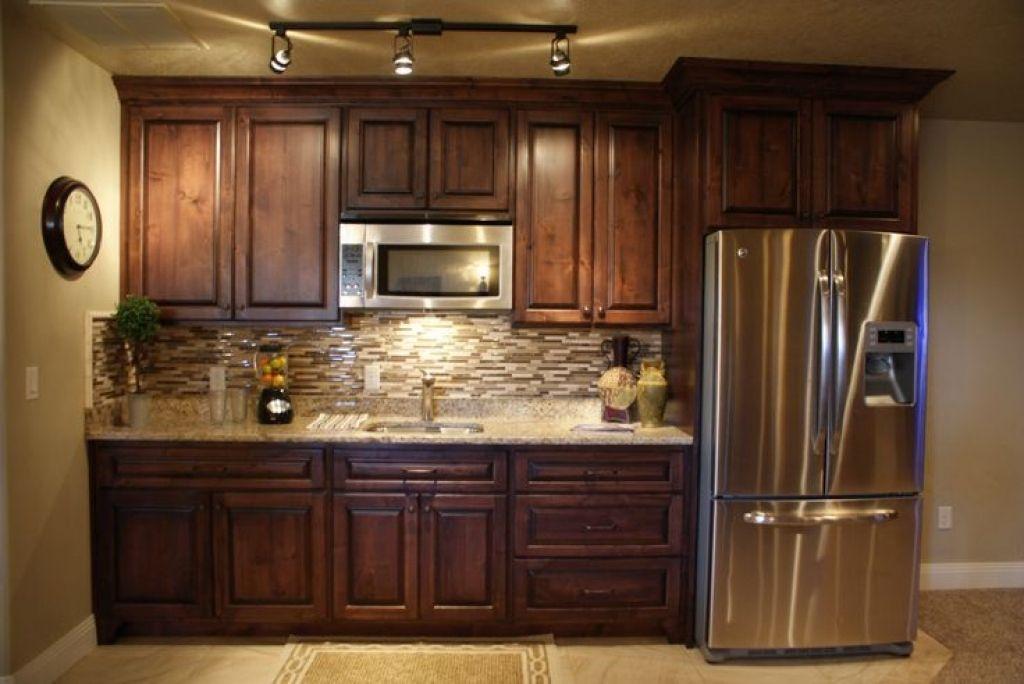 Basement Kitchen Low Ceiling