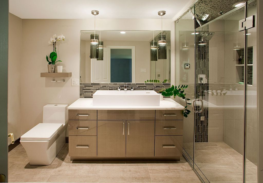 Nice 60+ Awesome Contemporary Bathroom Ideas https ...