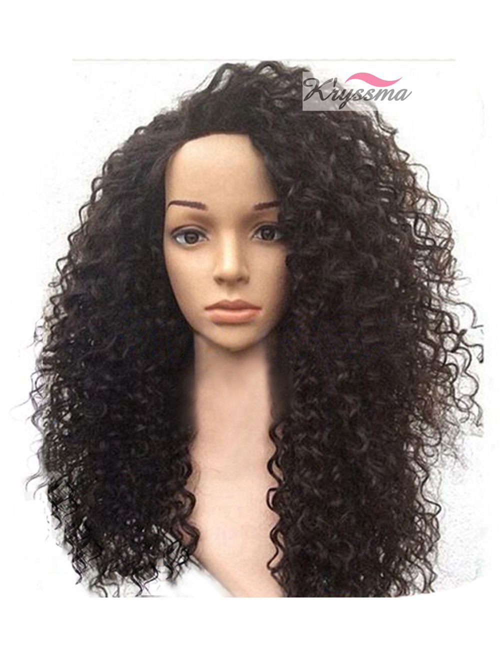 Women S Best Curly Glueless Full Lace Wig 6A Vingin Human Hair Lace Front  Wigs 65473962d6