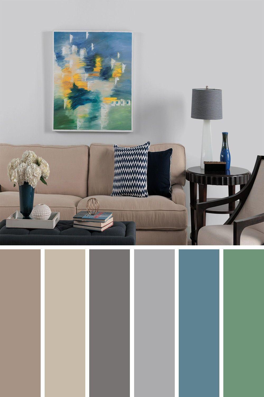 Perfect Living Room Colour Schemes Gray Sofa See More 25 Gorgeous Living Room Color Scheme Id Living Room Color Schemes Brown Living Room Living Room Colors