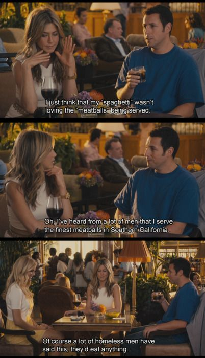 Just Go With It Love This Movie Movie Quotes Movies Movie