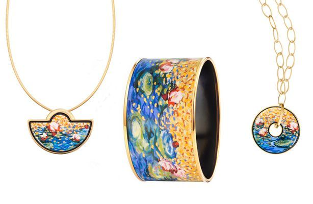 Frey Wille Monét collection I have the miss ring and the flower pendant (orangerie)
