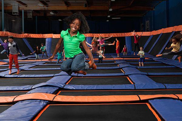 Sky Zone Indoor Trampoline Center Is Offering Up 50 Off Birthday