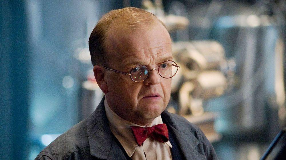 Sherlock' writers say Toby Jones is 'the most evil villain we've had