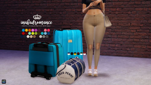 In a bad Romance.Beatrice Suitcase – Sims 4 Updates -♦- Sims 4 Finds & Sims 4 Must Haves -♦- Free Sims 4 Downloads