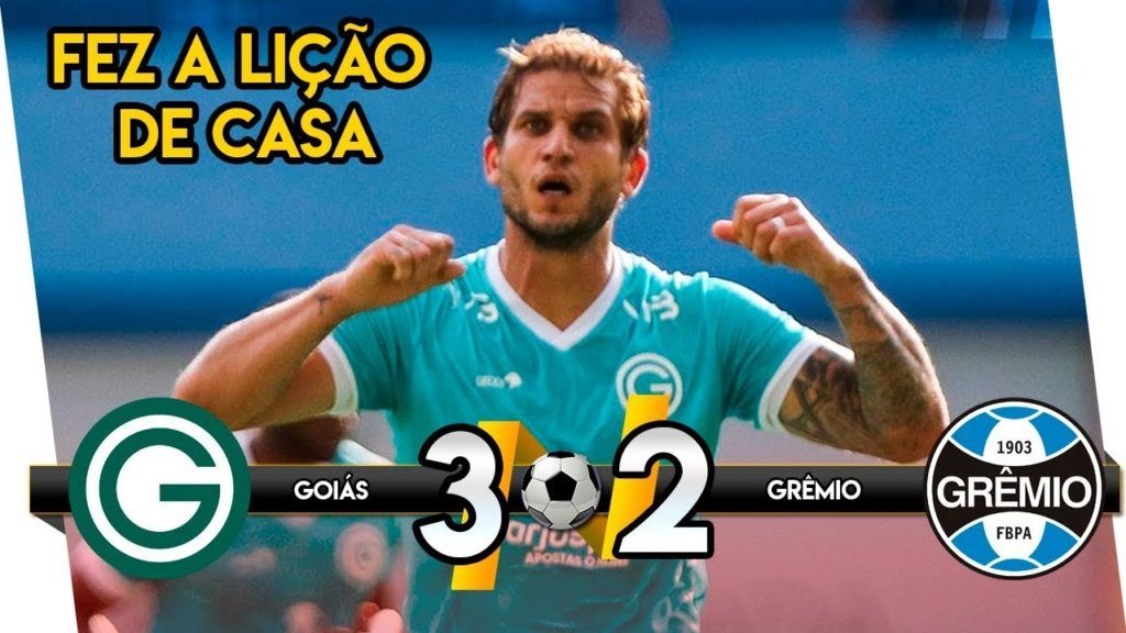 Assista Aos Melhores Momentos De Goias 3 X 2 Gremio Campeonato Brasileiro Futebol Stats Campeonato Brasileiro Campeonato Nacional Time Do Gremio