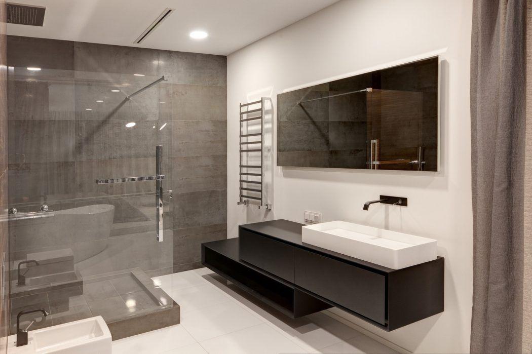 Appartement à Minsk par I-Project Salle de bain \u2013 Inspiration