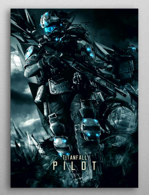 "Titanfall pilot #Displate explore Pinterest""> #Displate #RedBubble explore Pinterest""> #RedBubble #WallArt explore Pinterest""> #WallArt… 