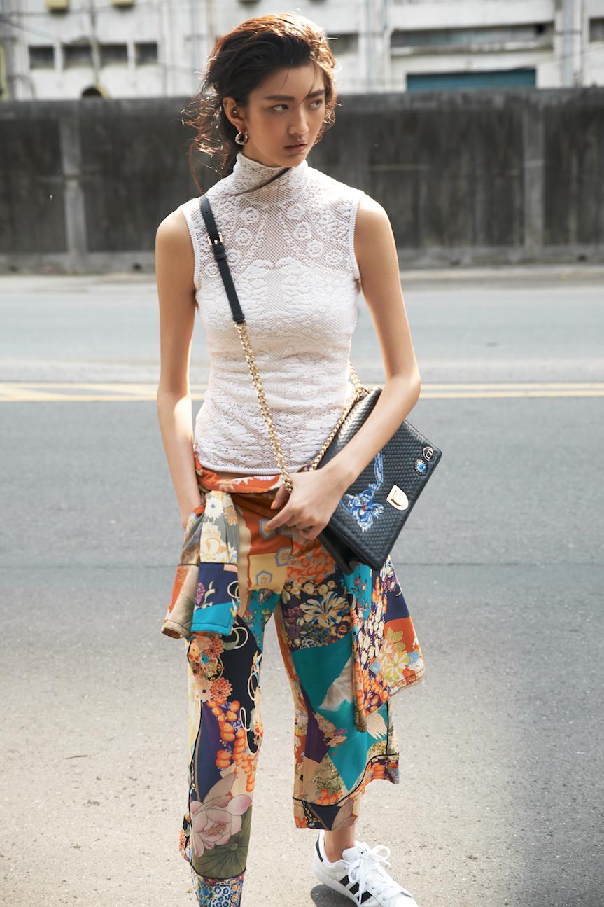 Shin Tsai makeup