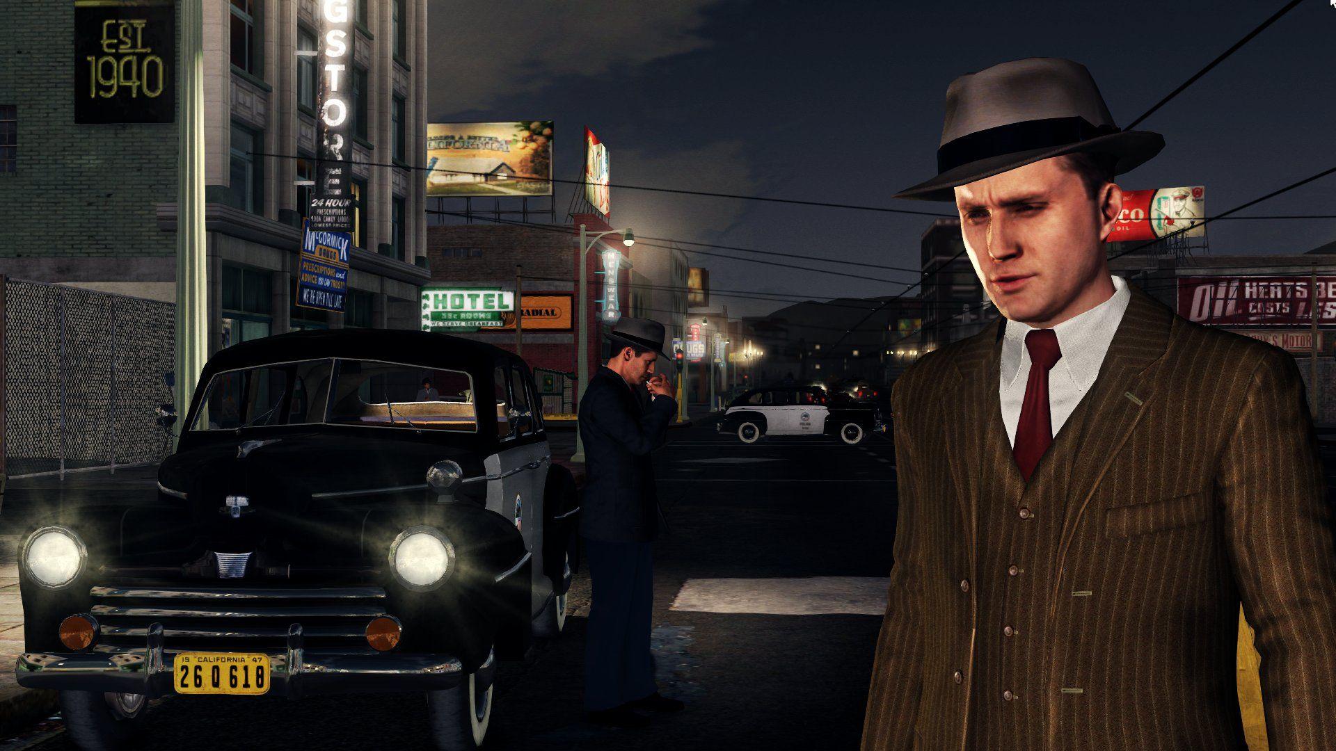 L. A. Noire-скачать торрент.