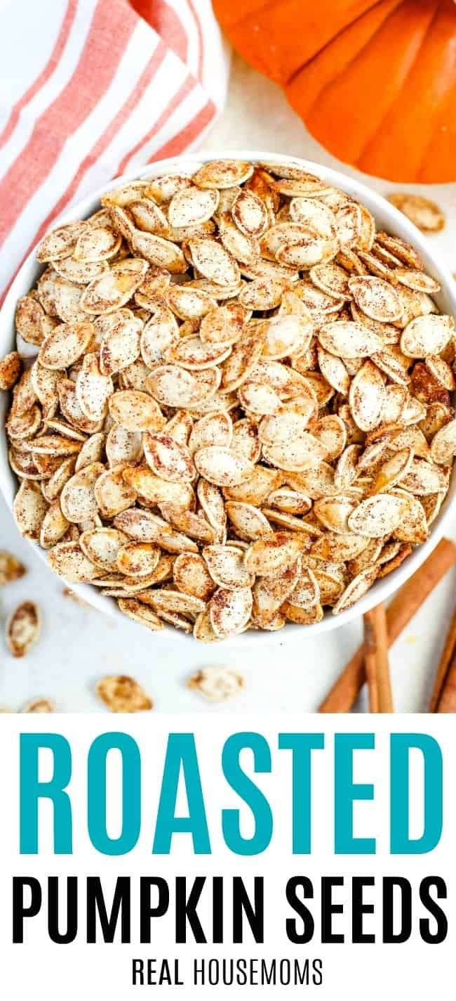 Roasted Pumpkin Seeds