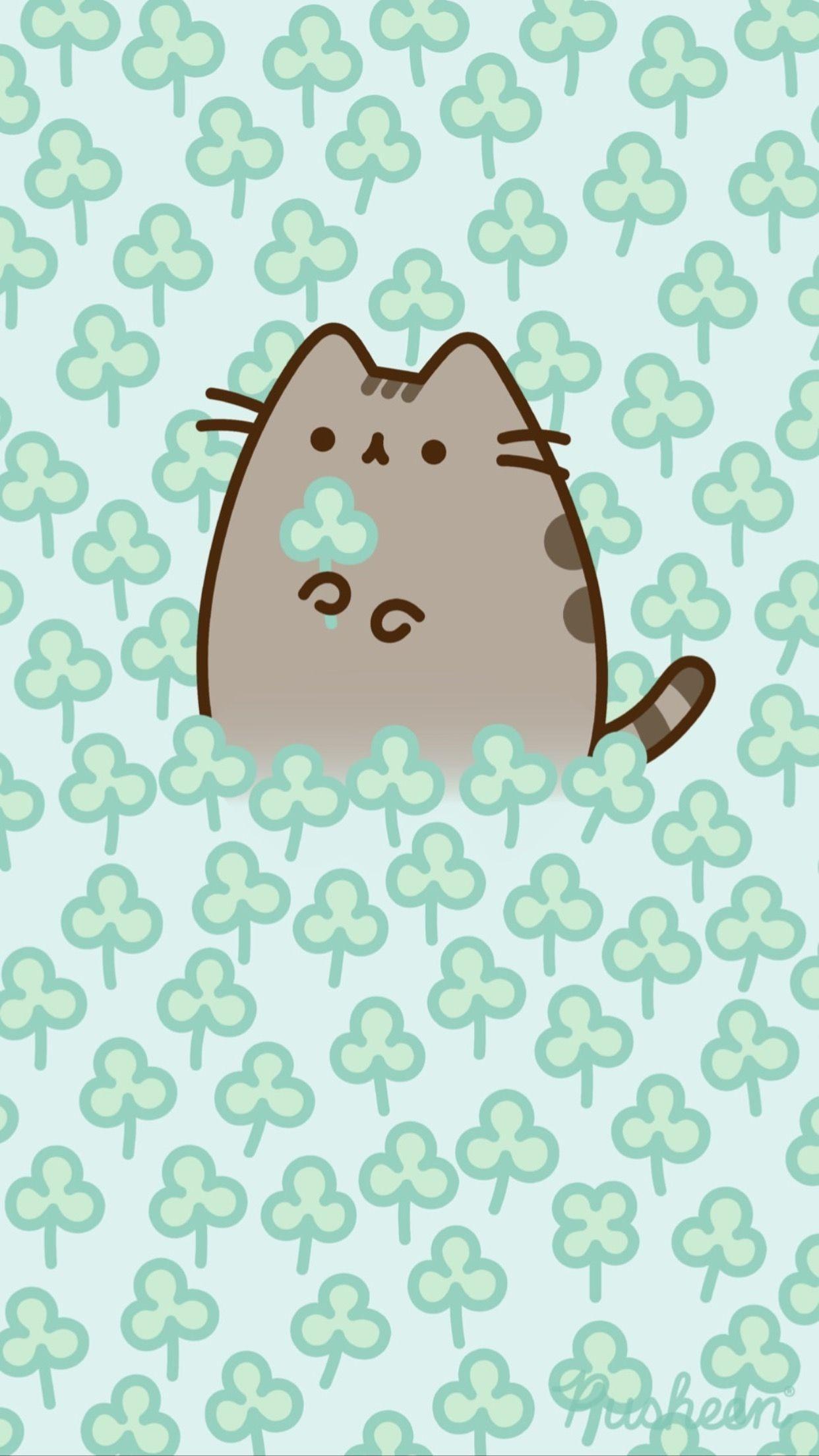 Pin By Jessica Grant On Pusheen Pusheen Cute Pusheen Cat Kawaii Wallpaper
