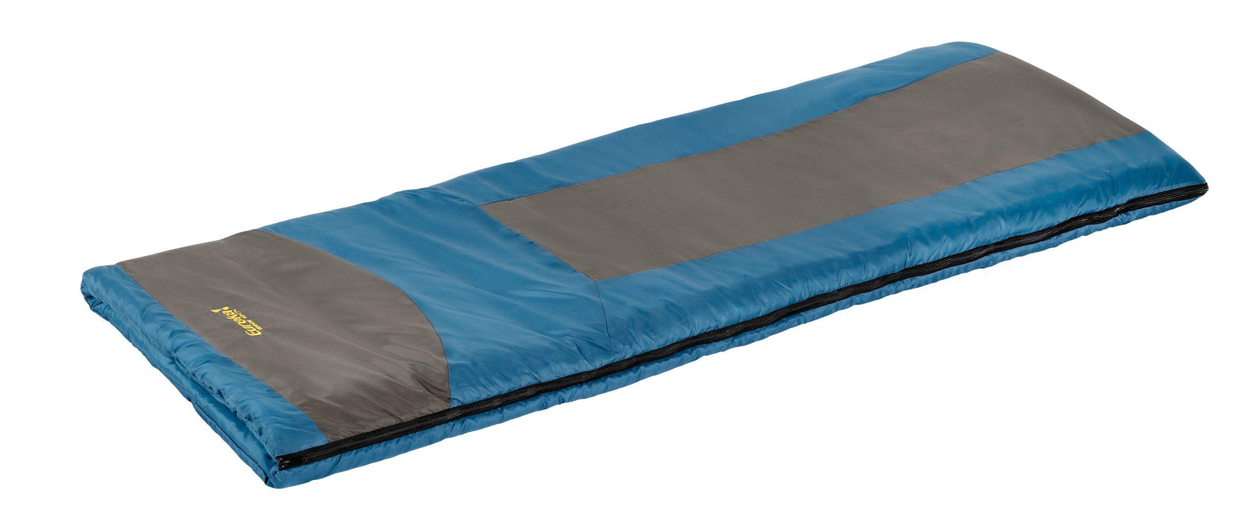 Minnow 45 Degree Childrens Rectangular Sleeping Bag Comfortable Lightweight Three Season