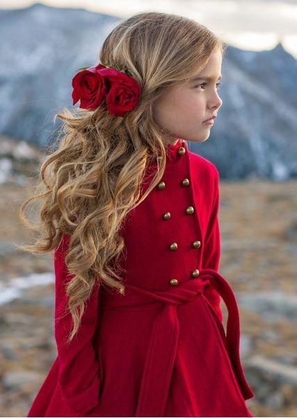 97a282bbba57b Joyfolie Jacinda Jacket - Crimson * Preorder * | Kids Fashion ...