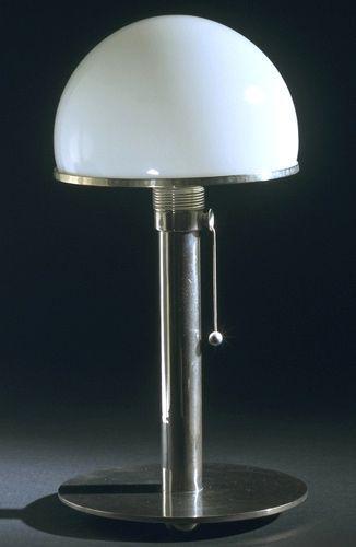 wagenfeld lampe bauhaus seite pic oder bbafeeceda