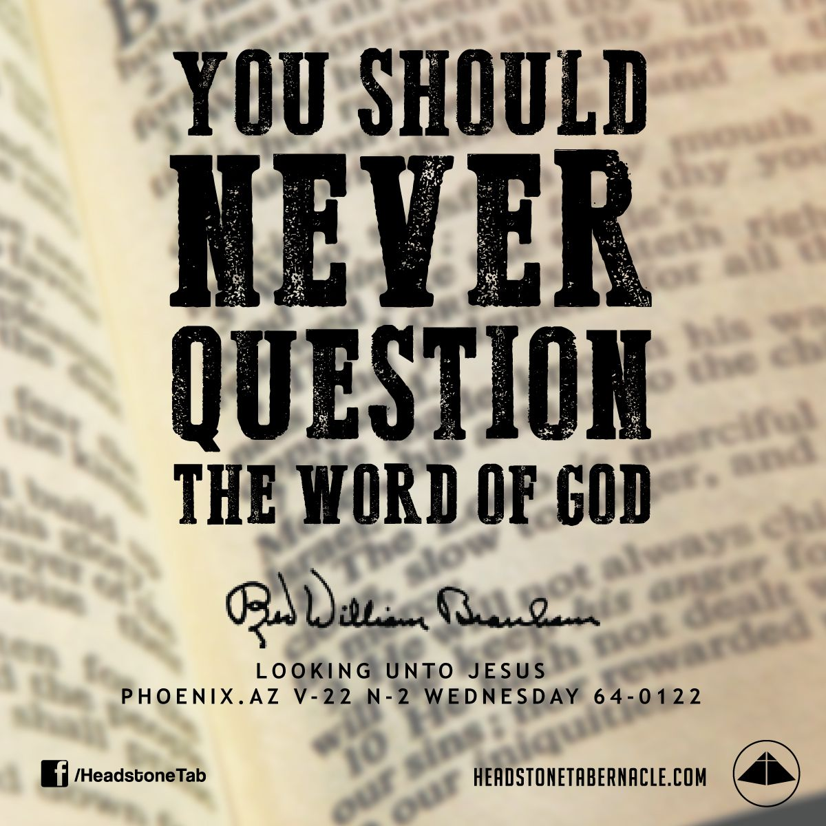 Quotes Jesus You Should Never Question The Word Of Godimage Quote From