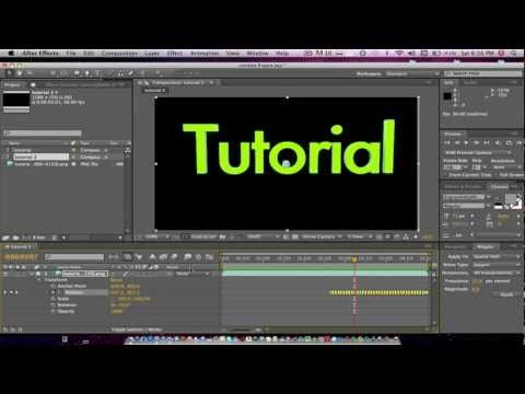 Tutorial | How To Add Shake Effect In After Effects