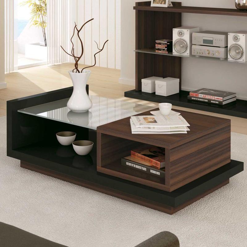 Mesas de centro fotos modelos mesas de centro modernas - Modelos de mesa de centro ...