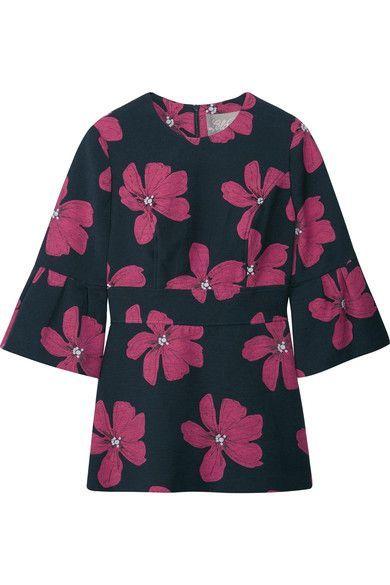 LELA ROSE . #lelarose #cloth #tops