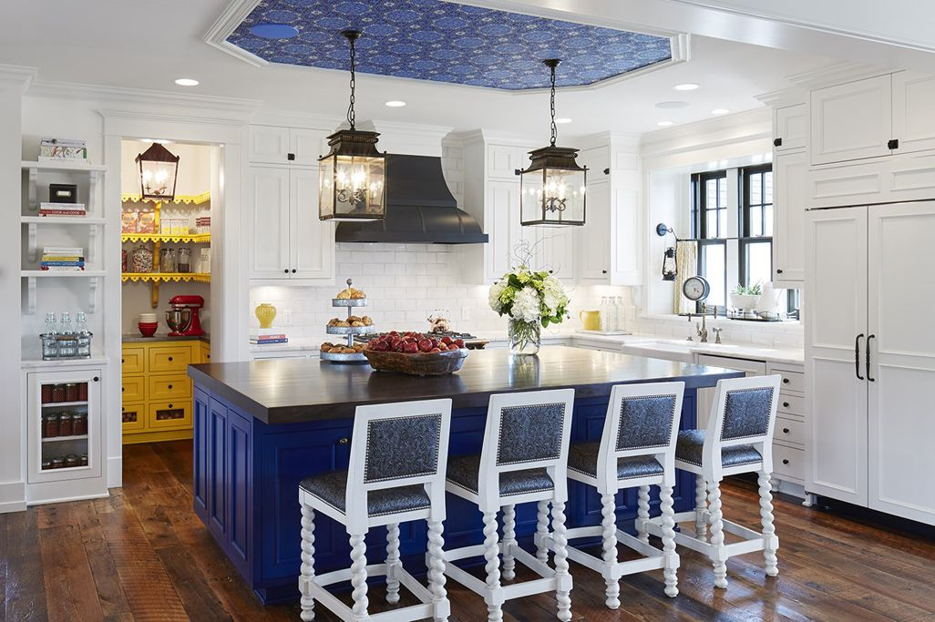 200 beautiful white kitchen design ideas that never goes out of style kitchen blue kitchen. Black Bedroom Furniture Sets. Home Design Ideas