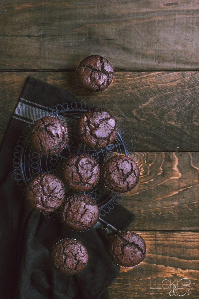 Chocolate Chip Cookies Double Chocolate Chip Muffins Schokolade Schokoholic Cupcakes Kuchen einfach lactosefrei einfach schnell saftigDouble Chocolate Chip Muffins Schokolade Schokoholic Cupcakes Kuchen einfach lactosefrei einfach schnell saftig