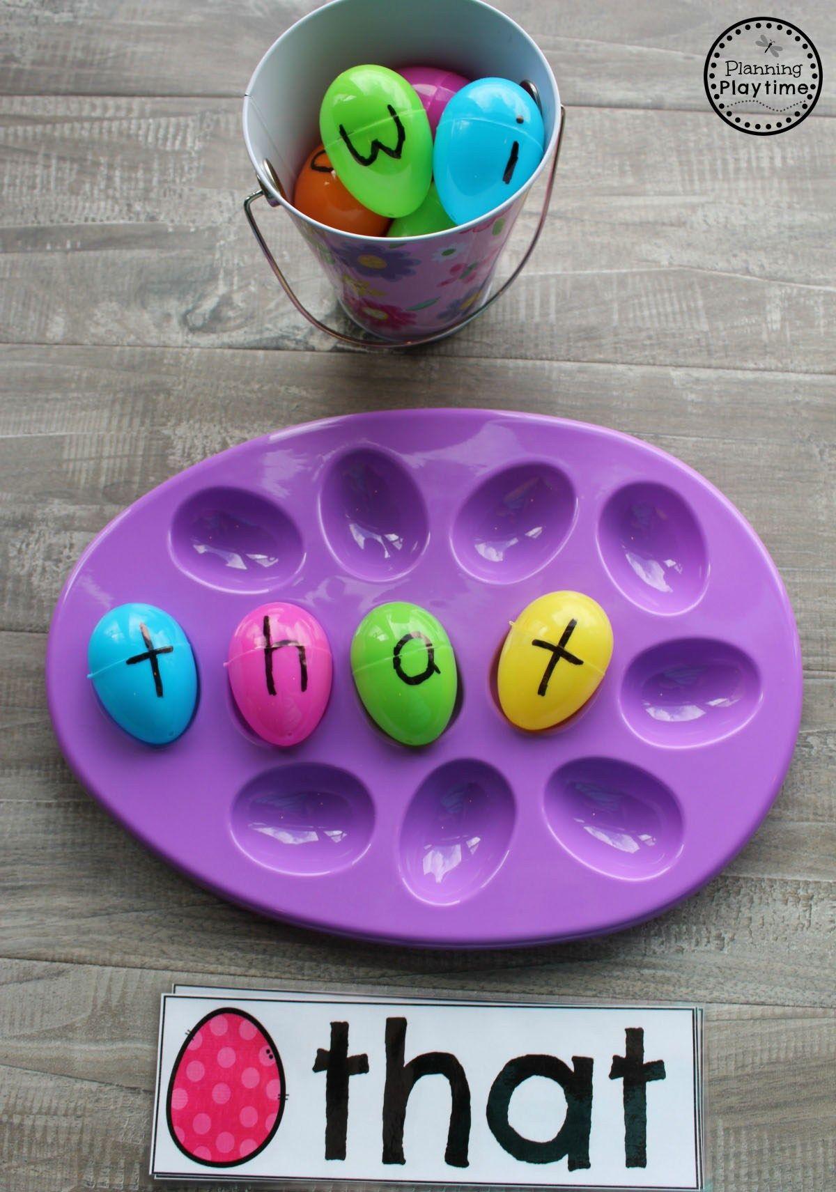 Easter Worksheets For Kindergarten Pics