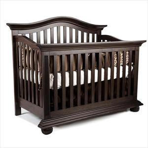 Munire Newport Lifetime Convertible Crib Convertible Crib Cribs Nebraska Furniture Mart