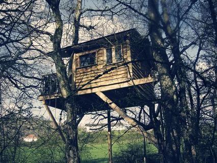 01 Suite Belea Bungalow En Lizaso Cabañas Casa Del Arbol Turismo Rural