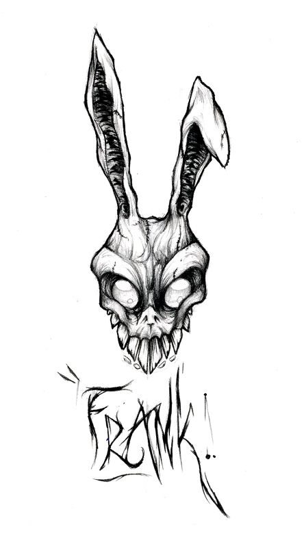 donnie darko was one of my favorite movies frank the rabbit looks so badass i want that costume. Black Bedroom Furniture Sets. Home Design Ideas