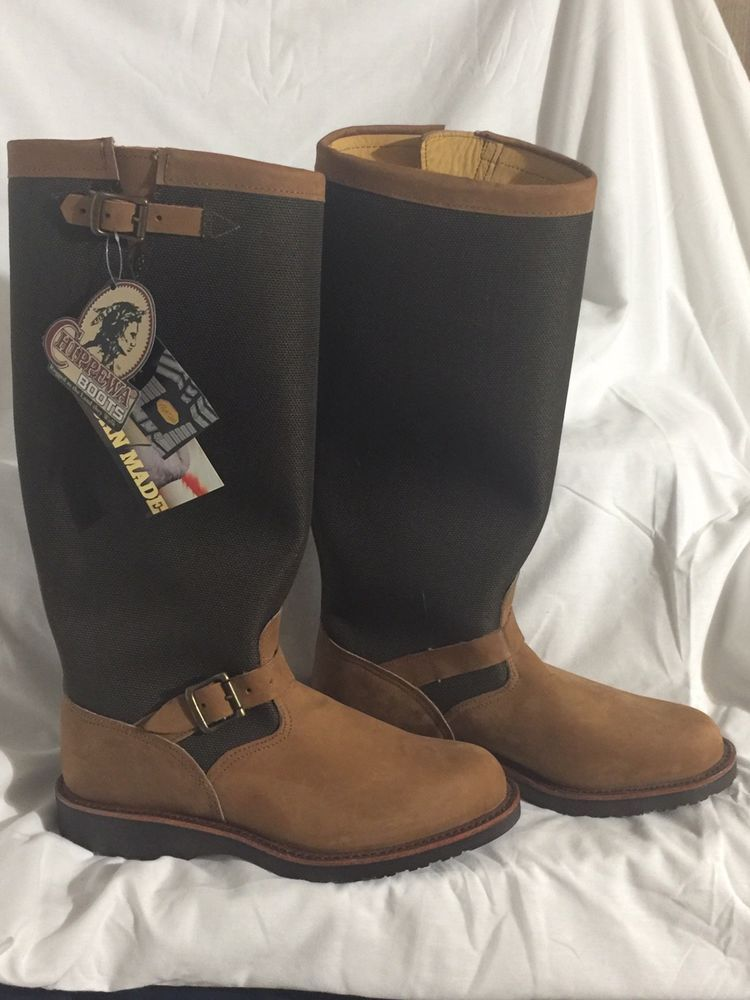 335ce8c08aa Chippewa Mens Boot Snake Collection W King Ranch. Size 10.5 D New ...