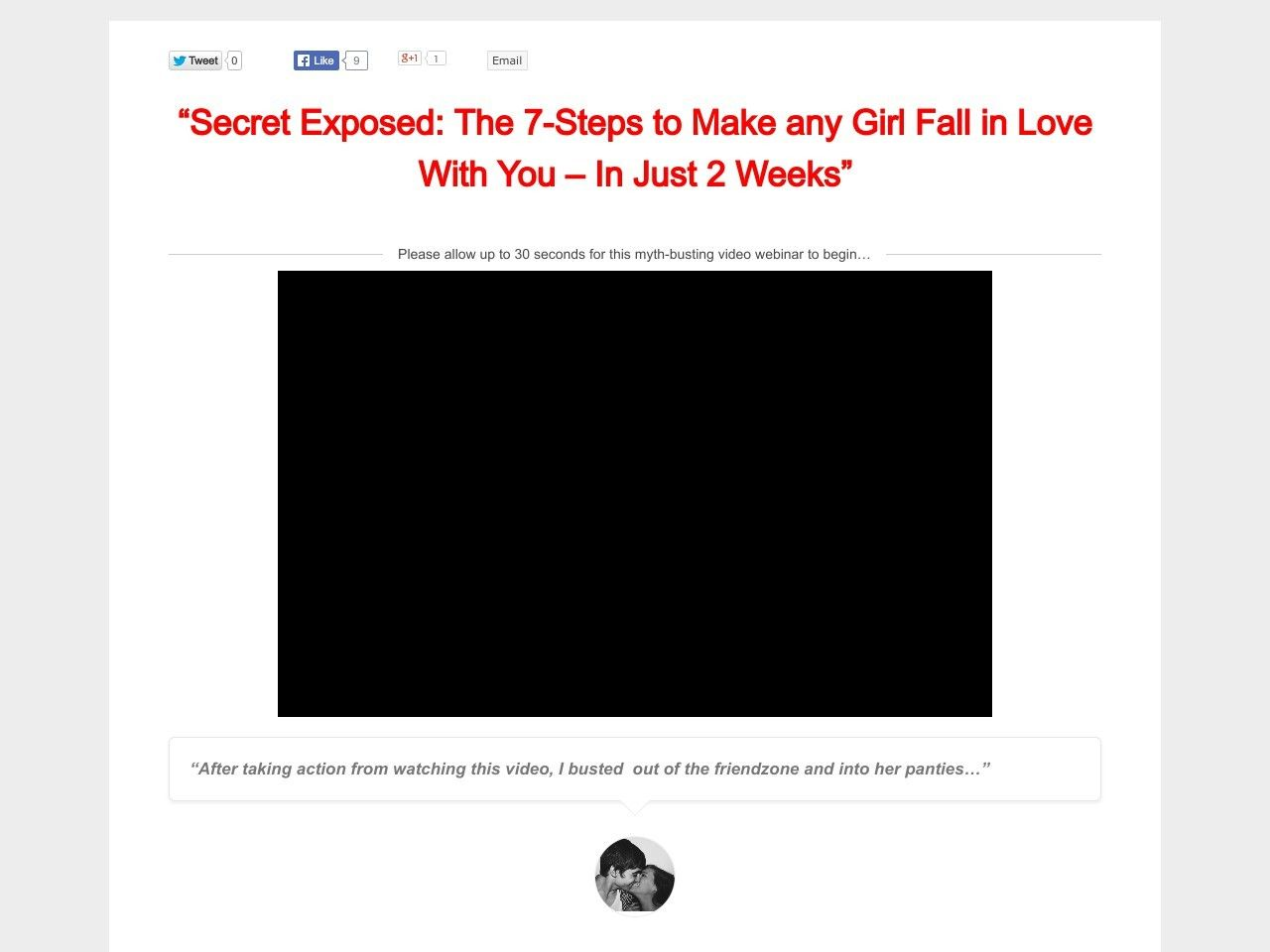 Cupid love system video