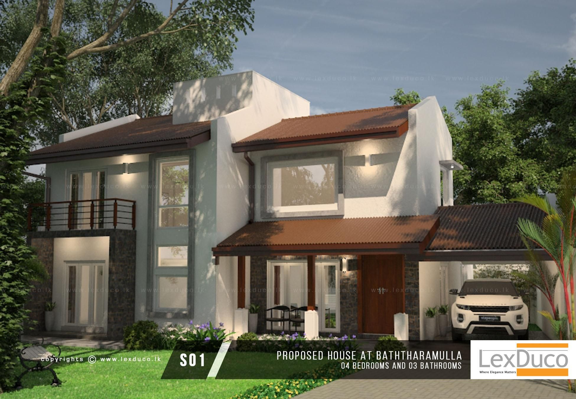 House design image by Wajira Pradeep on Modern House ...