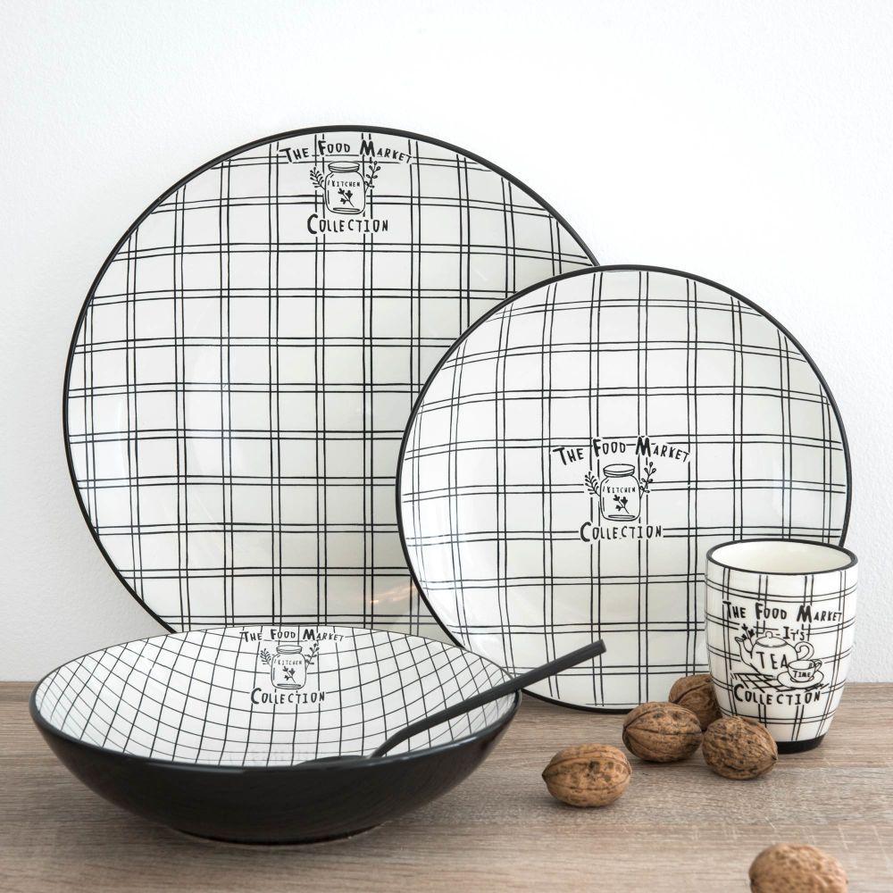 Vaisselle Assiettes Plates Assiette Creuse Et Vaisselle