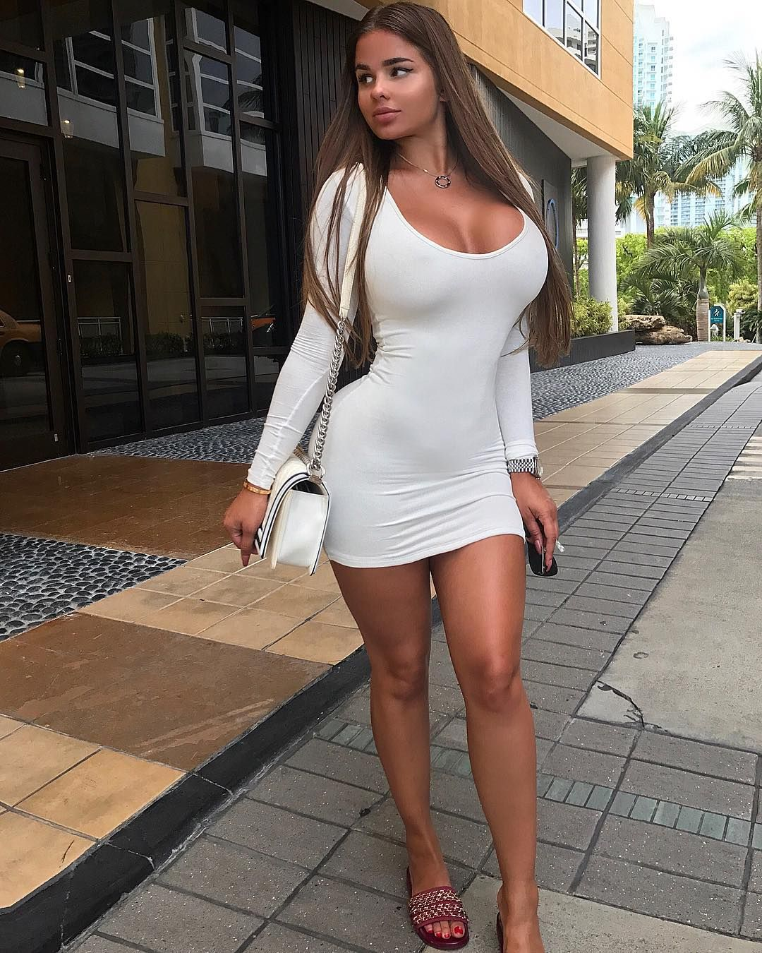 Anastasia Acosta Sexy pin on wide hips