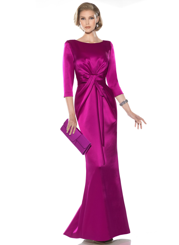 Vestido de Madrina de Teresa Ripoll (3464), colección luxury, largo ...