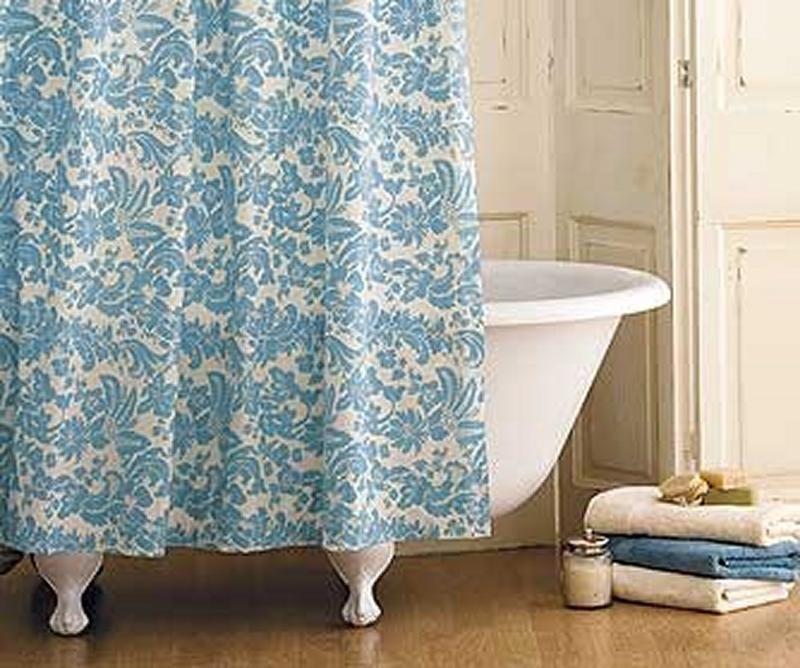 vintage shower curtain. 10 Vintage Shower Curtains For Perky Look In The Bathroom Curtain 1