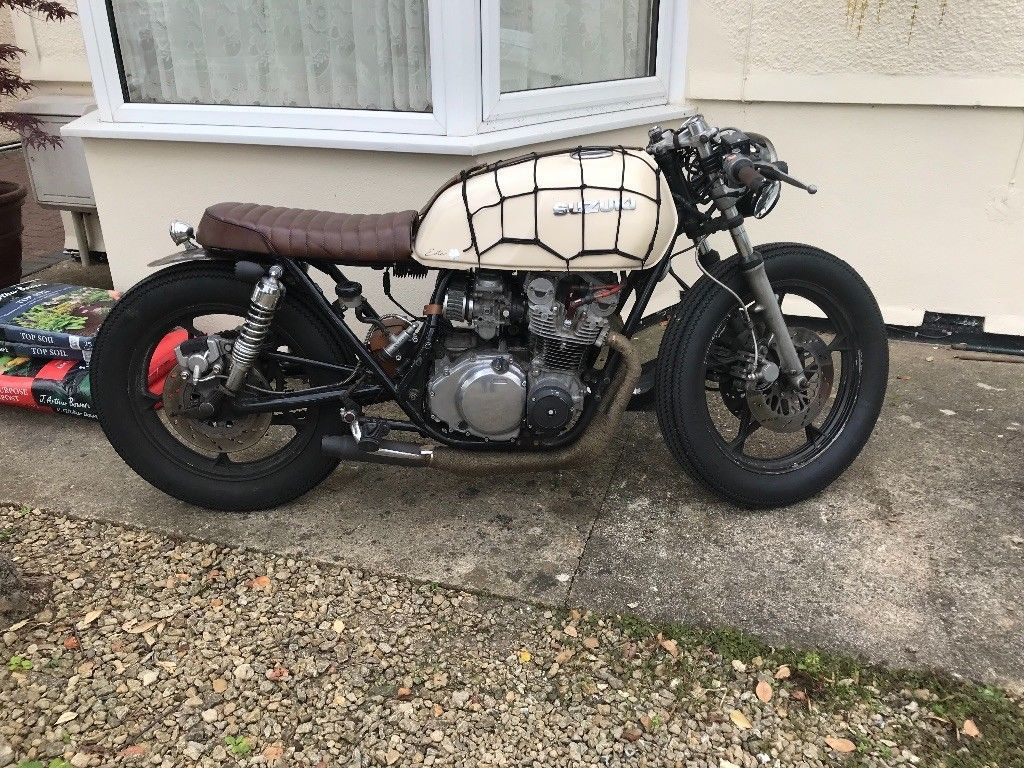 Pin On Cafe Racer Motorcycle
