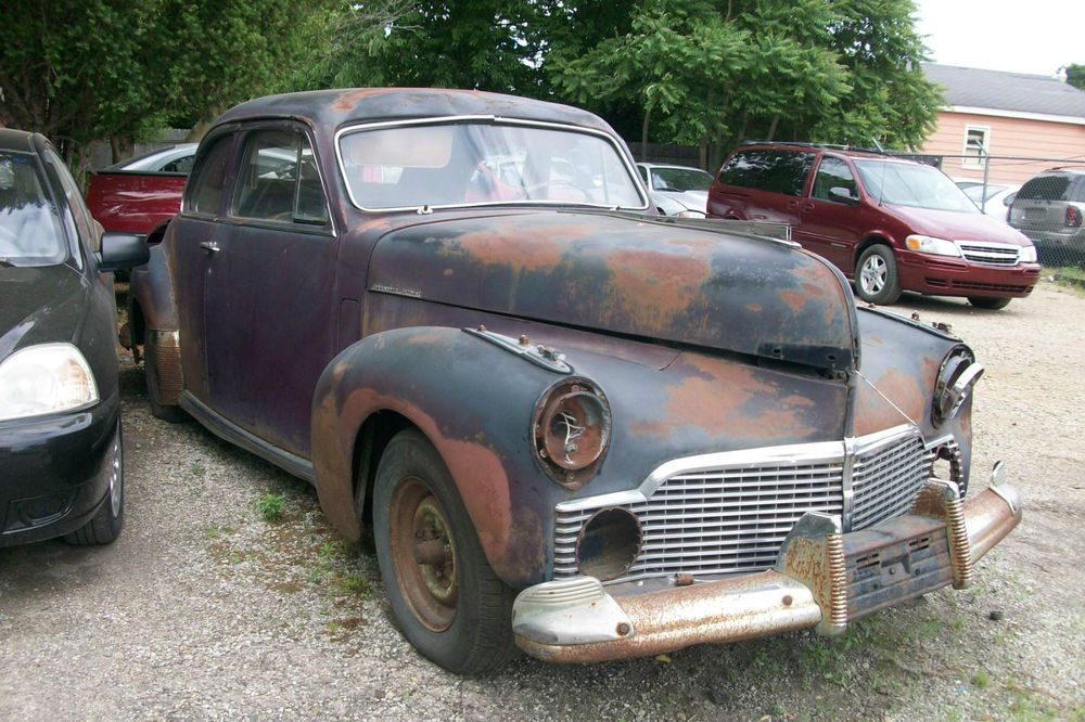 Studebaker NO RESERVE AUCTION | Motor car and Cars