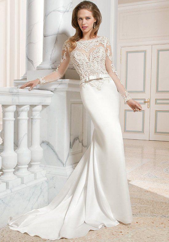 Demetrios C223 Wedding Dress The Knot Marry Me Pinterest