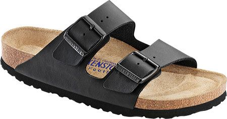 Birkenstock Arizona Soft Footbed Oil Leather Sandal