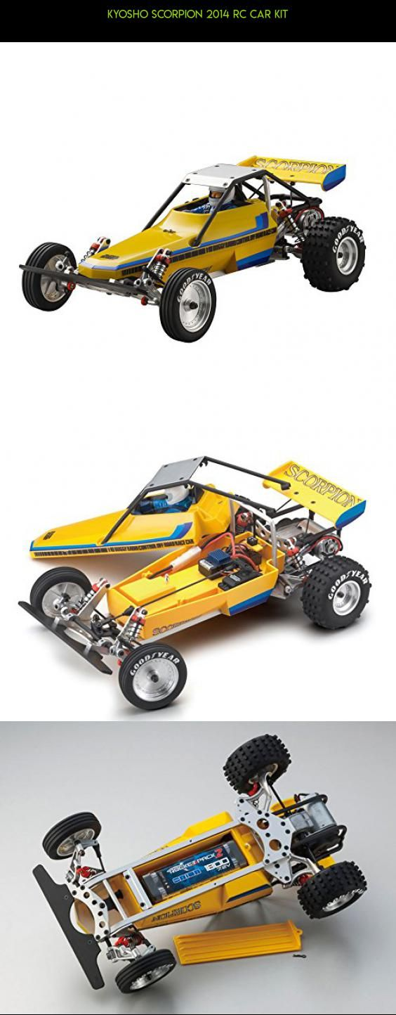 Kyosho Scorpion 2014 Rc Car Kit Buggy Gadgets Kit Shopping